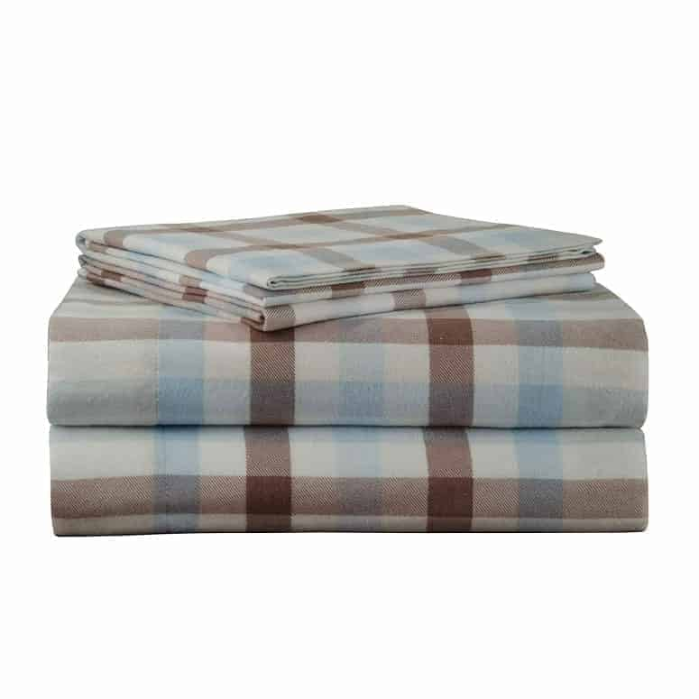 Pointehaven Heavyweight Flannel Sheet Set