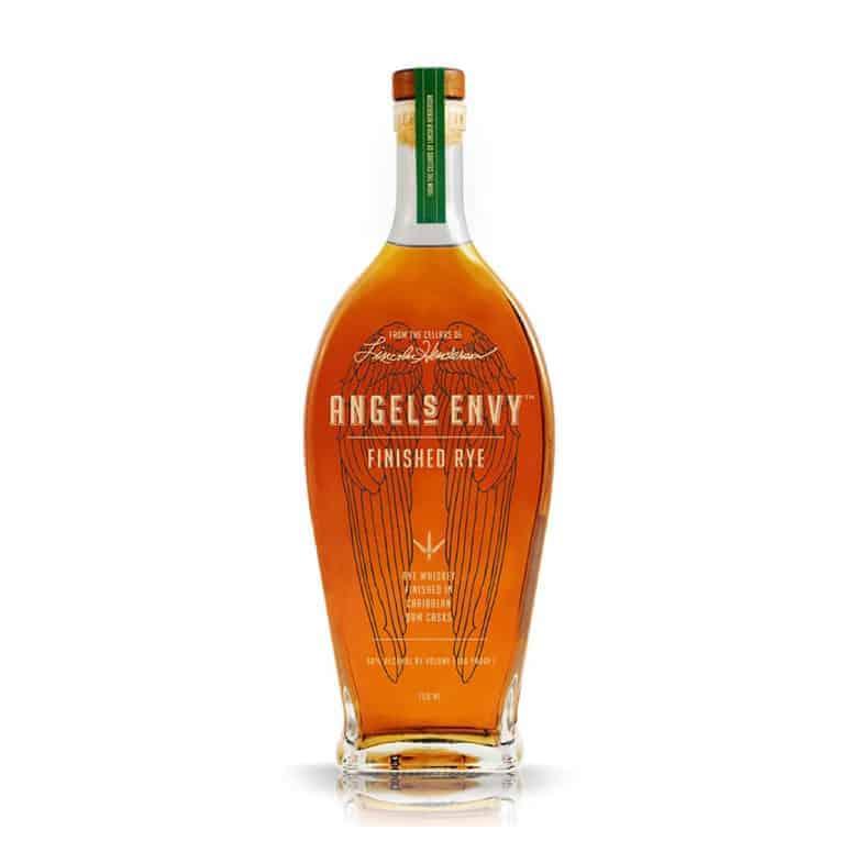 Angel's Envy Rum Cask Rye