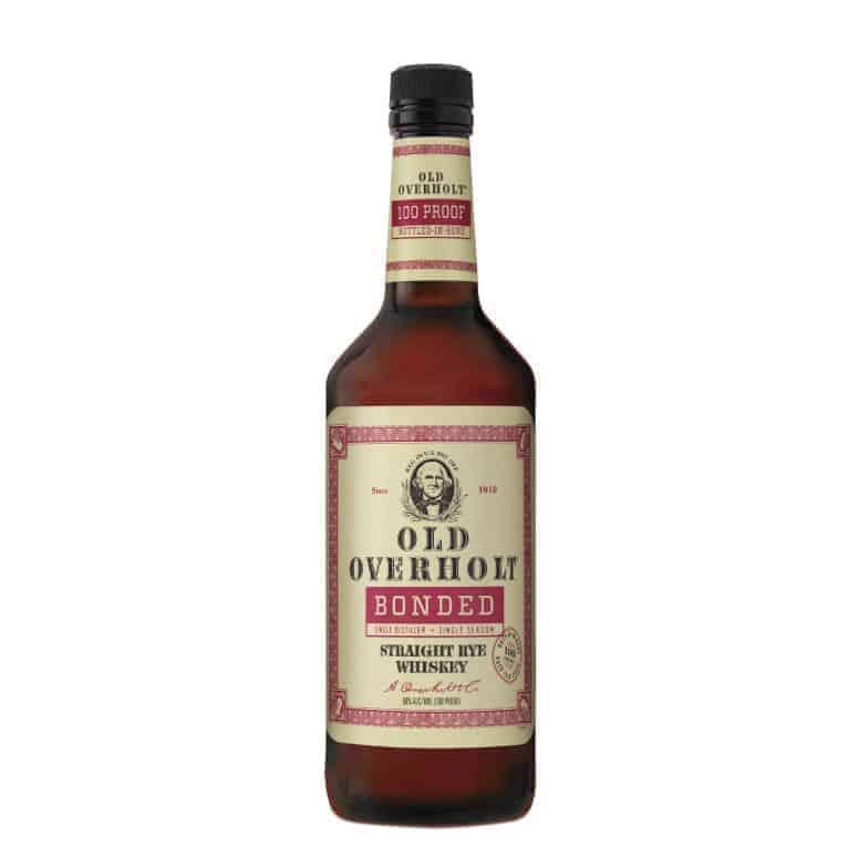 Old Overholt Bonded Rye