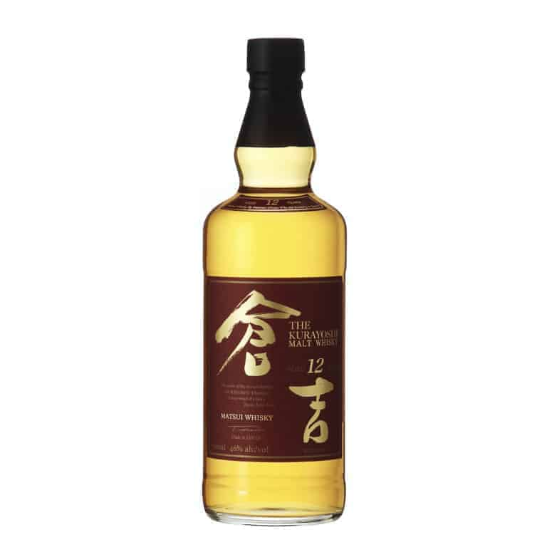 Kurayoshi 12 Year Old Malt Whisky