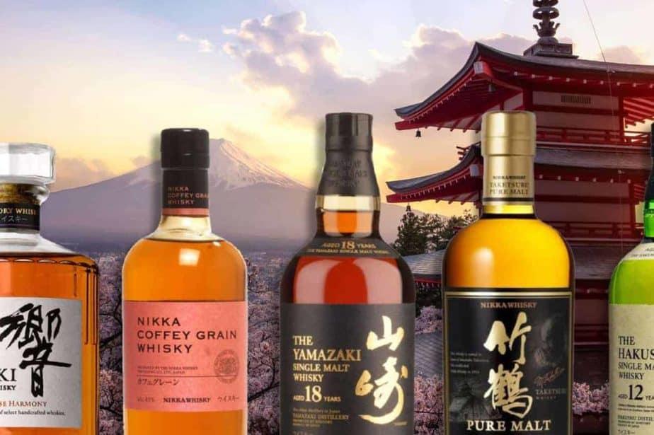 Best Japanese Whisky