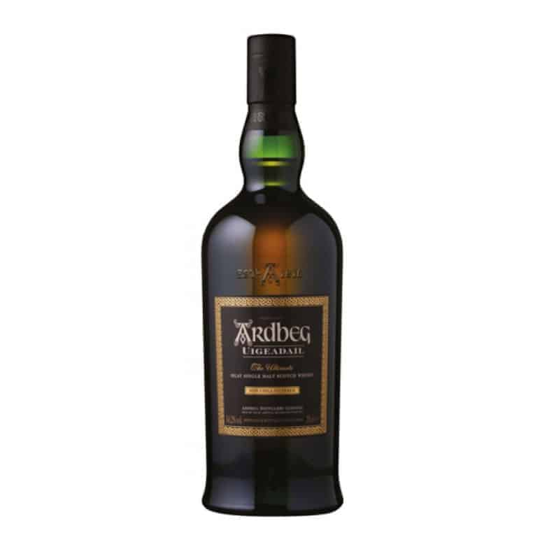 Ardbeg Scotch Uigeadail