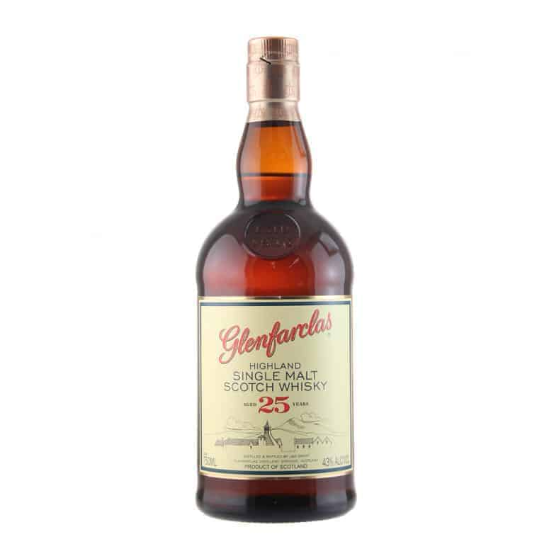Glenfarclas Single Malt 25 Year