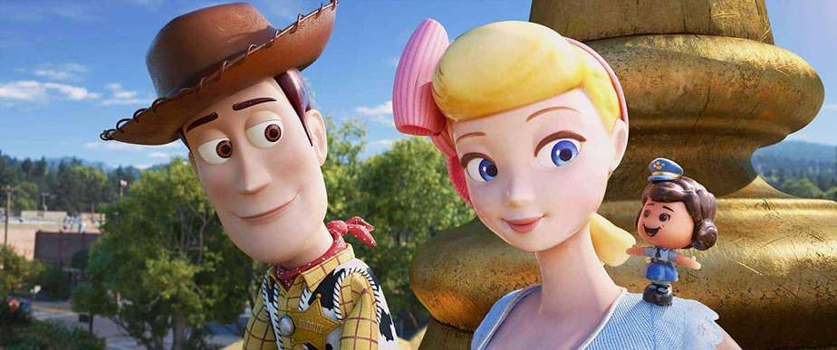 Toy Story 4 - Giggle McDimples