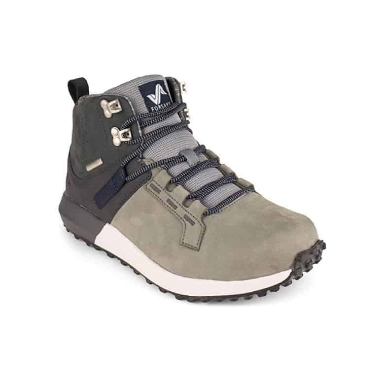 Forsake Range High – Men's Waterproof Leather Approach Sneaker Boot