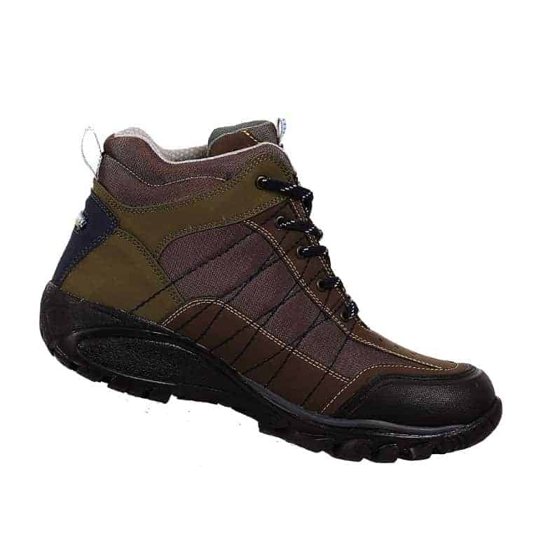 Discovery Expedition Rugged Outdoor Mid Hiking Boots