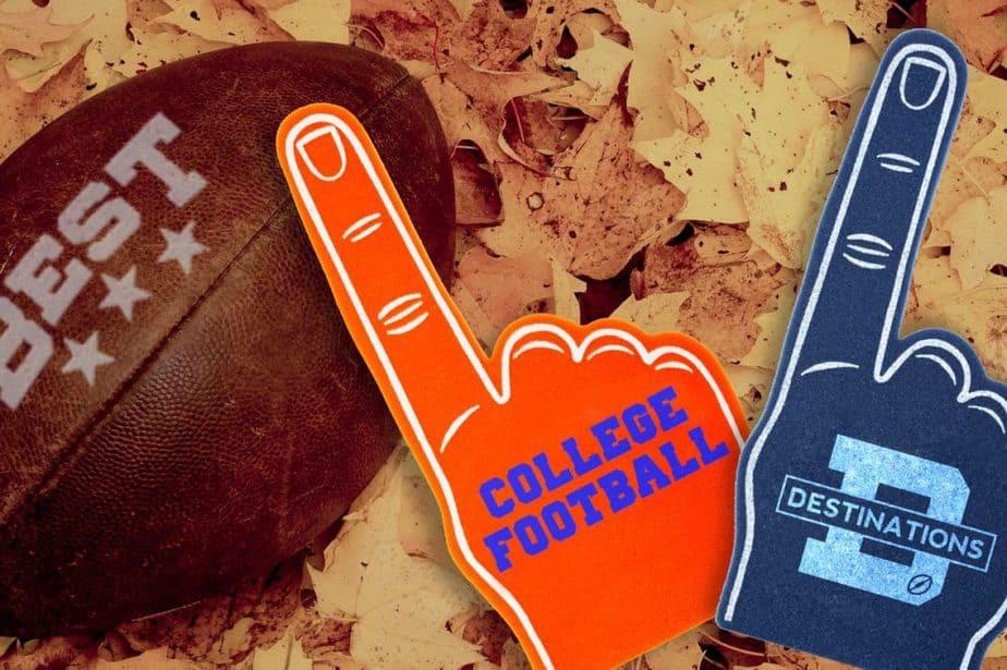 Best College Football Destinations