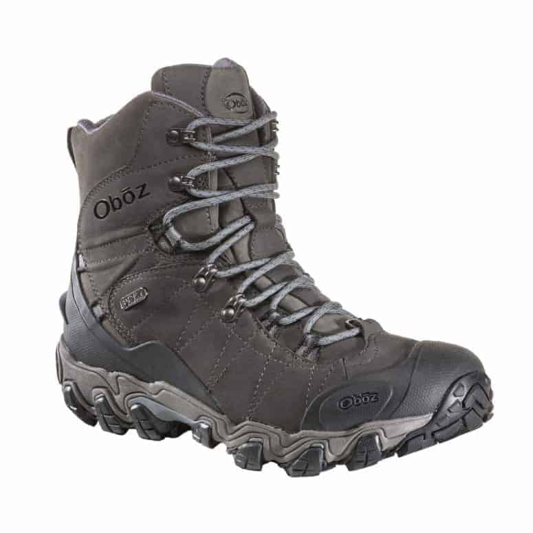 "Oboz Bridger 8"" Insulated BDry Winter Boots"