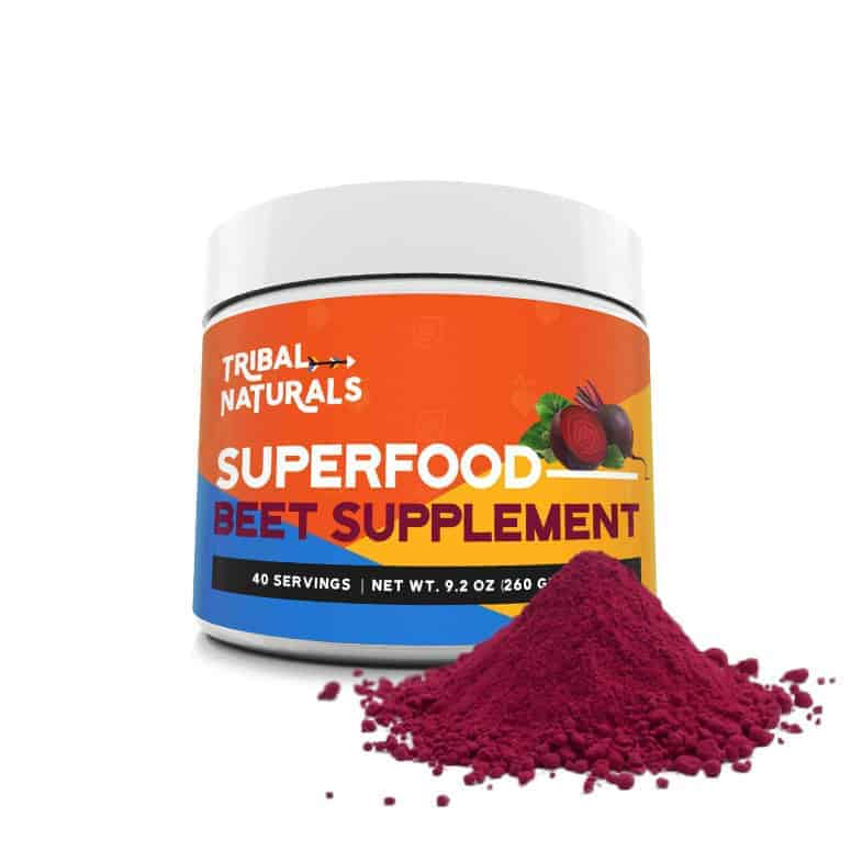 Tribal Naturals Superfood Beet Supplement