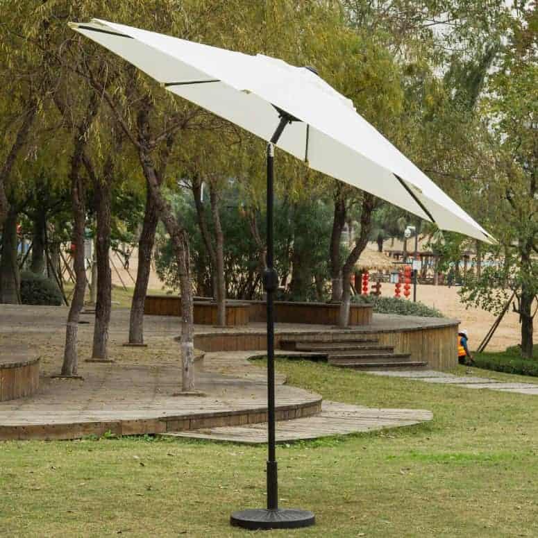 Sunnyglade 9 Ft. Outdoor Table Umbrella