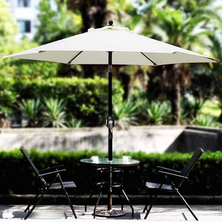 Blissun 7.5 Ft. Patio Umbrella