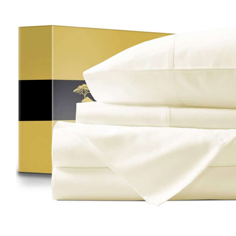 URBANHUT Egyptian Cotton Sheets Set