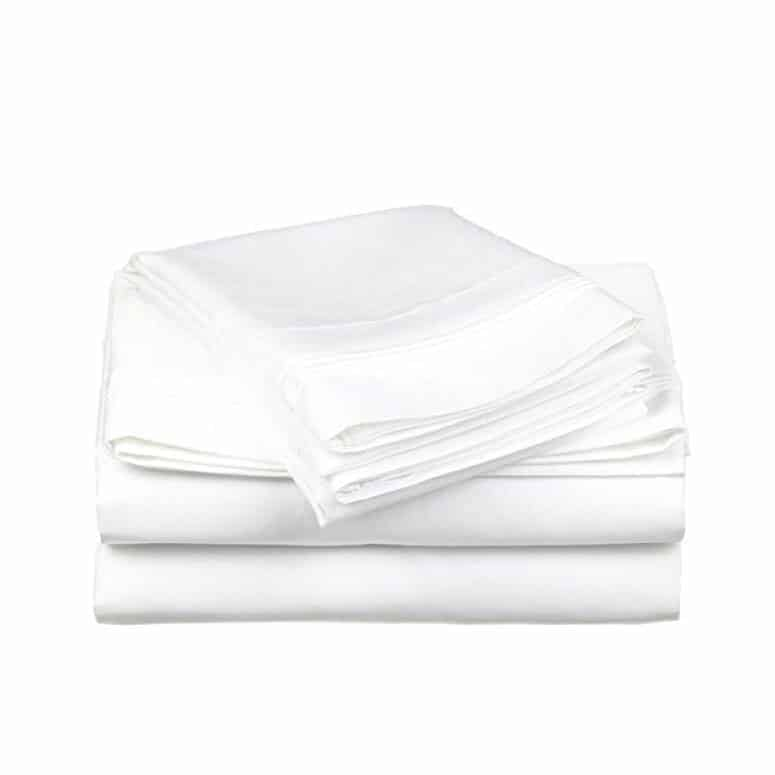 SGI Bedding 100% Egyptian Cotton Sheets