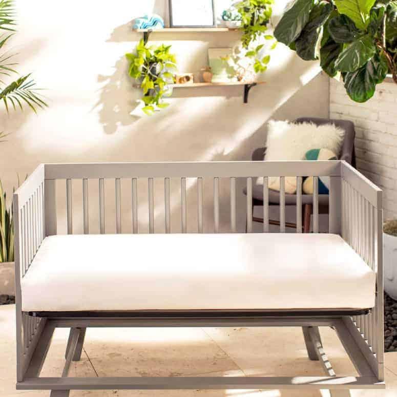 Naturepedic Classic Organic Crib Mattress