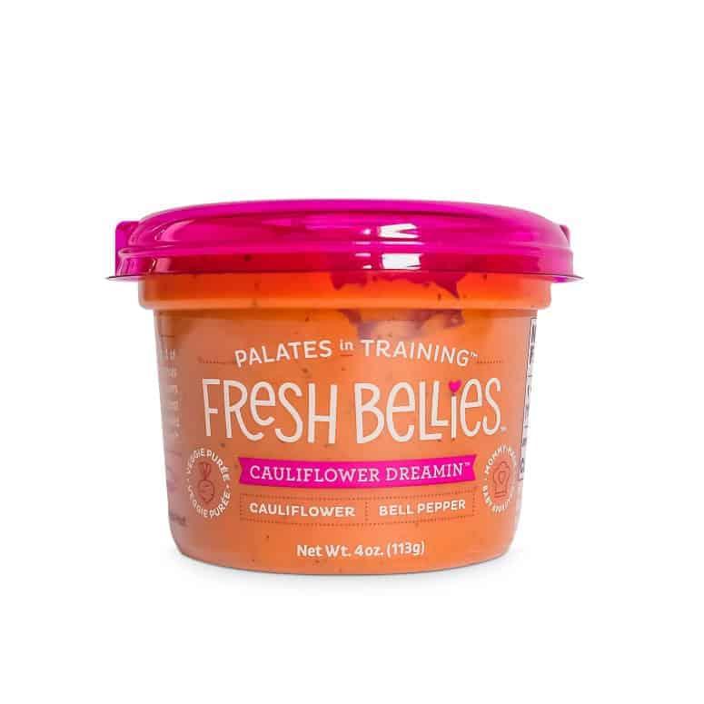 Fresh Bellies Vegan Baby Food