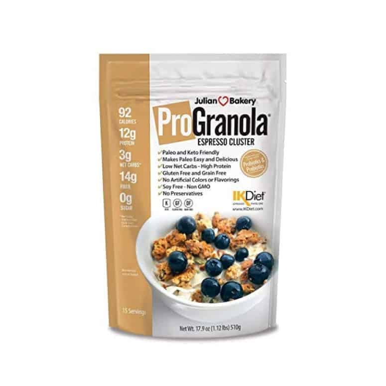 ProGranola 12g Protein Cereal