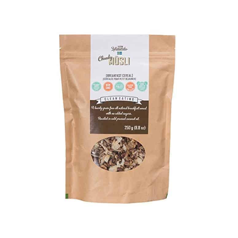 KZ Clean Eating - Swedish Breakfast Cereal