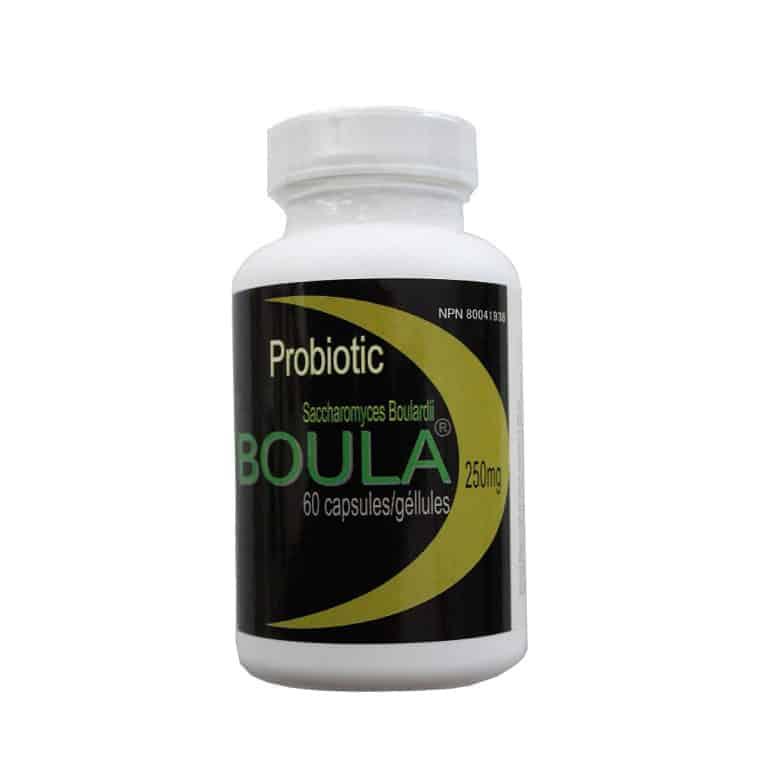 Boula - Saccharomyces BOULArdii