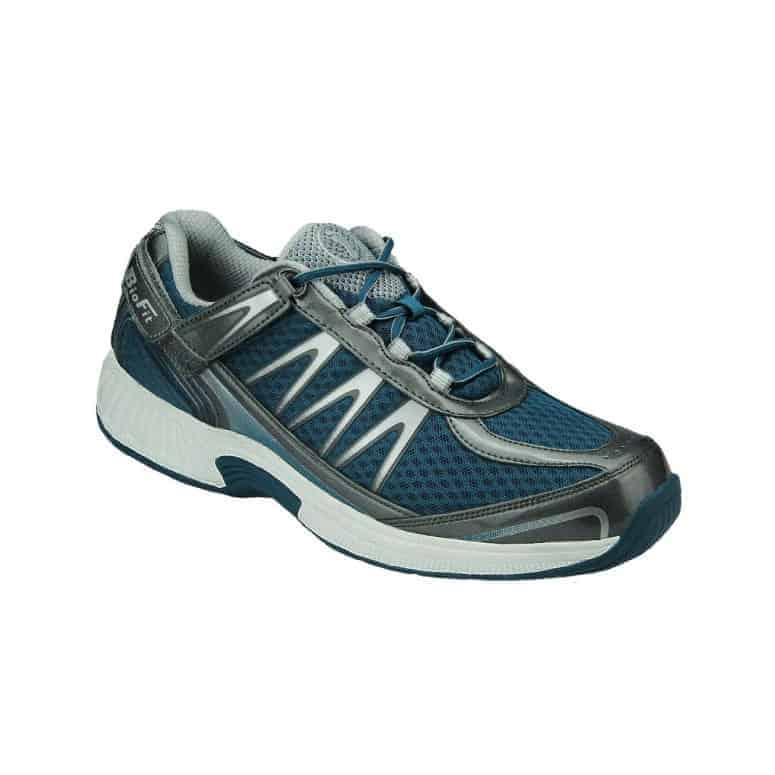 OrthoFeet Sprint Tie-Less Men's Sneakers