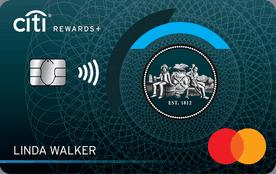 Citi Rewards+ Student Card