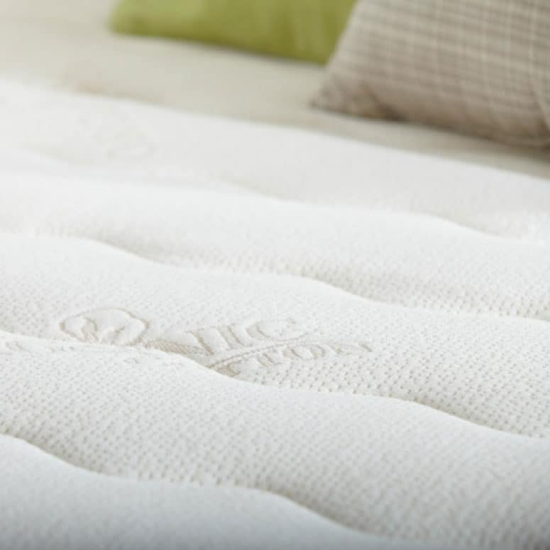 The Botanical Bliss Organic Latex Mattress