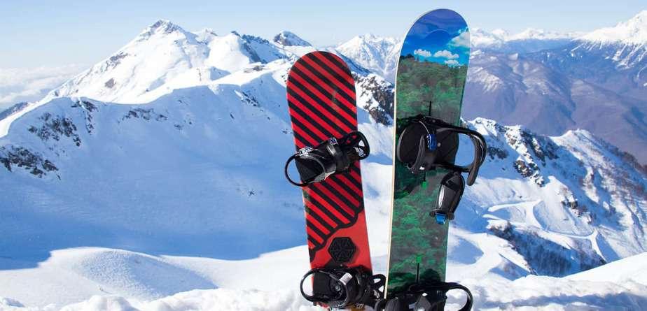 Best All Mountain Snowboard