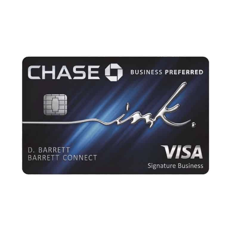 the top chase credit card for 2021 cashback business