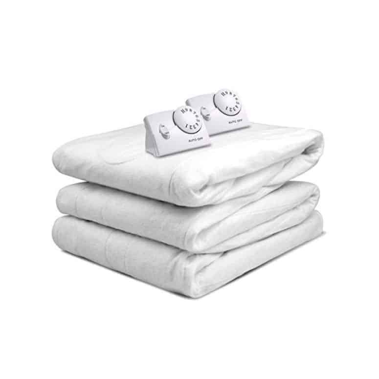 Biddeford Comfort Knit Electric Heated Mattress Pad