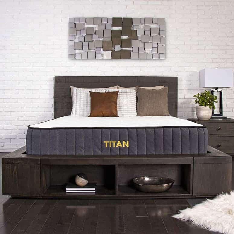 Brooklyn Bedding Titan