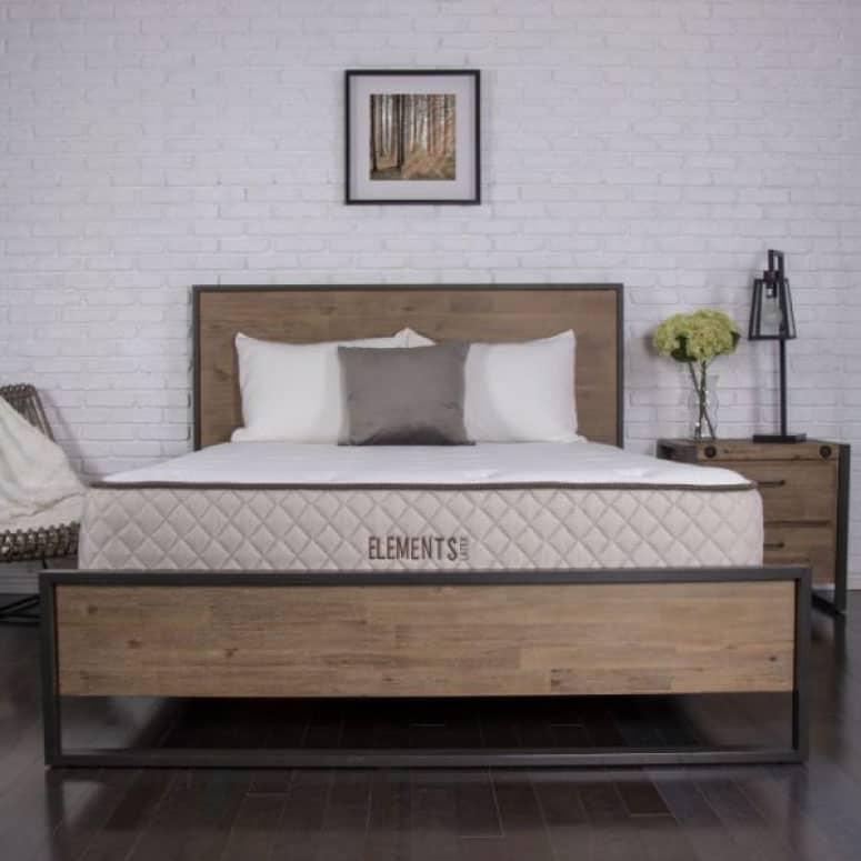 Dreamfoam Bedding Aspen Latex Mattress