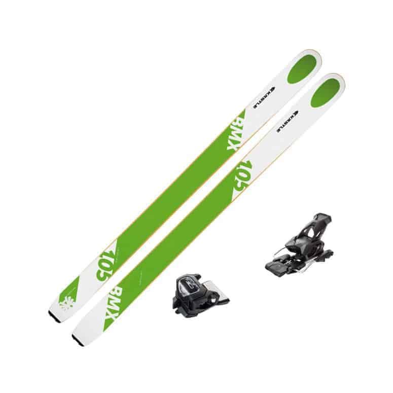 Kastle 2019 BMX 105 Skis