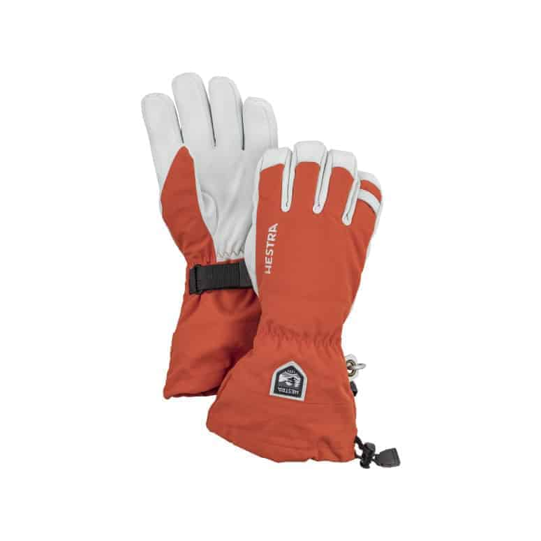 Army Leather Heli Ski