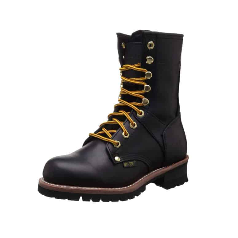 AdTec Women's Logger Work Boot