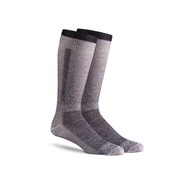Fox River Over-the-Calf Merino Wool Blend Ski Socks