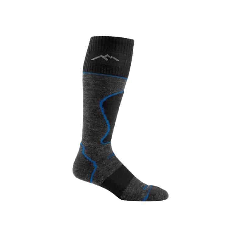 Darn Tough Over-the-Calf Padded Light Ski Socks