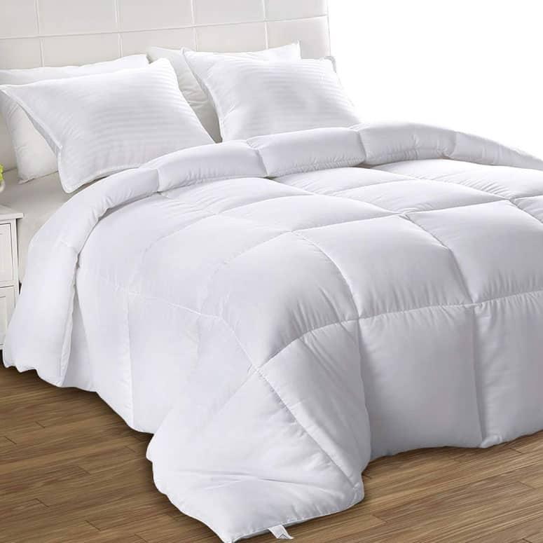Box Stitched Down Alternative Comforter