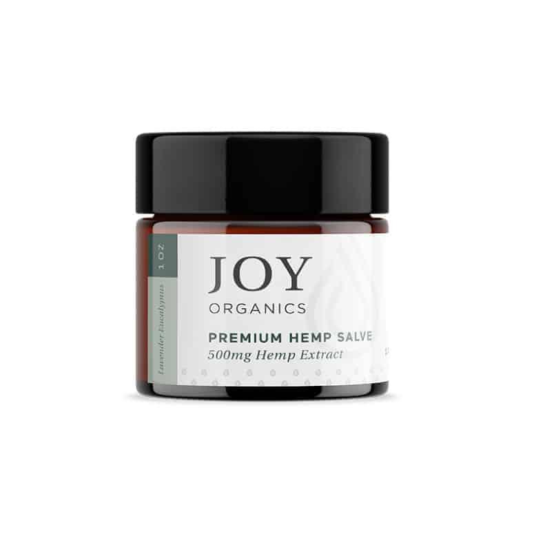 Joy Organics Premium Hemp Salve