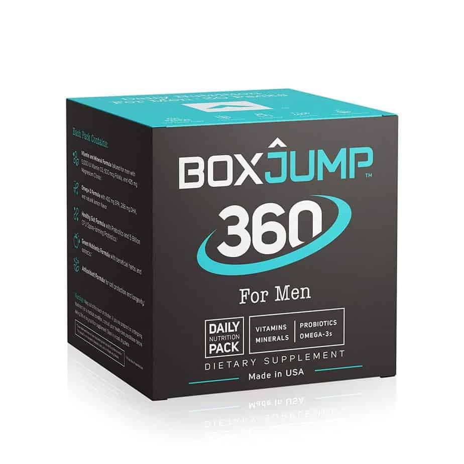 BoxJump 360