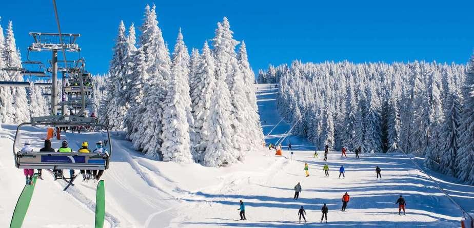 America's best 25 ski resorts
