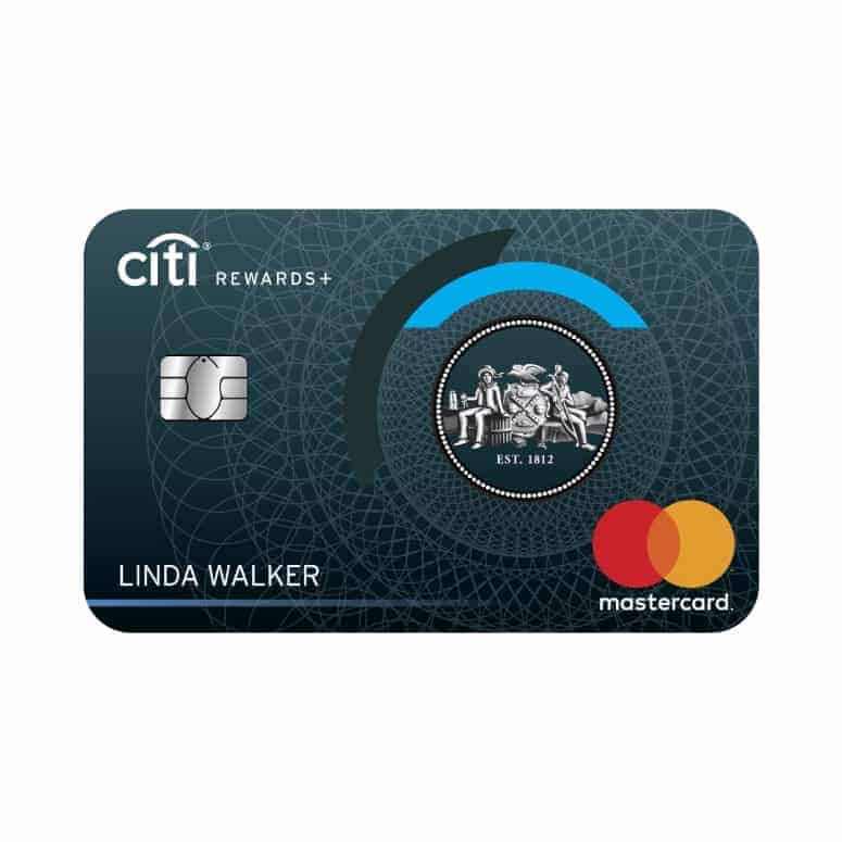 Citi Rewards+ Credit Card