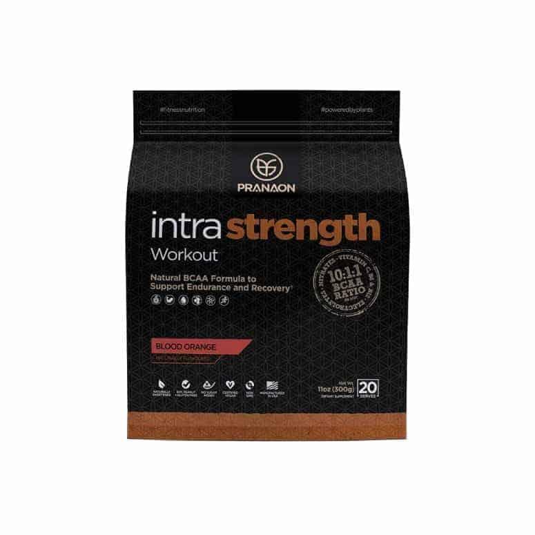 PranaOn Intra-Strength BCAA
