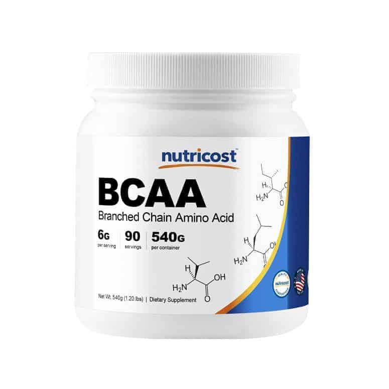 Nutricost BCAA Powder