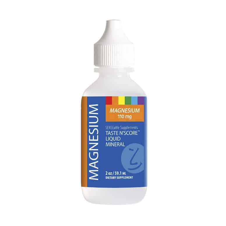 SENSEable Supplements Liquid Magnesium