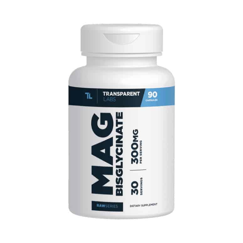 Transparent Labs Mag Bisglycinate