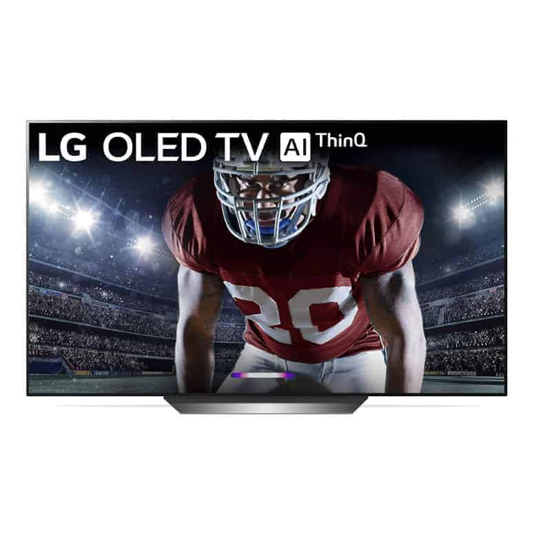LG OLED77C9PUB C9 Series Smart TV