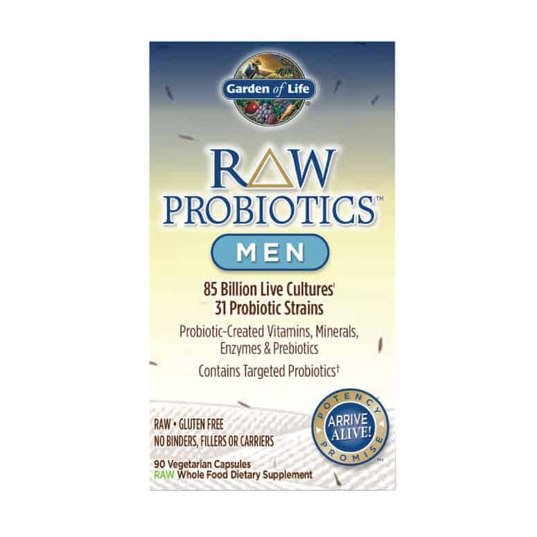 Garden of Life - RAW Probiotics for Men