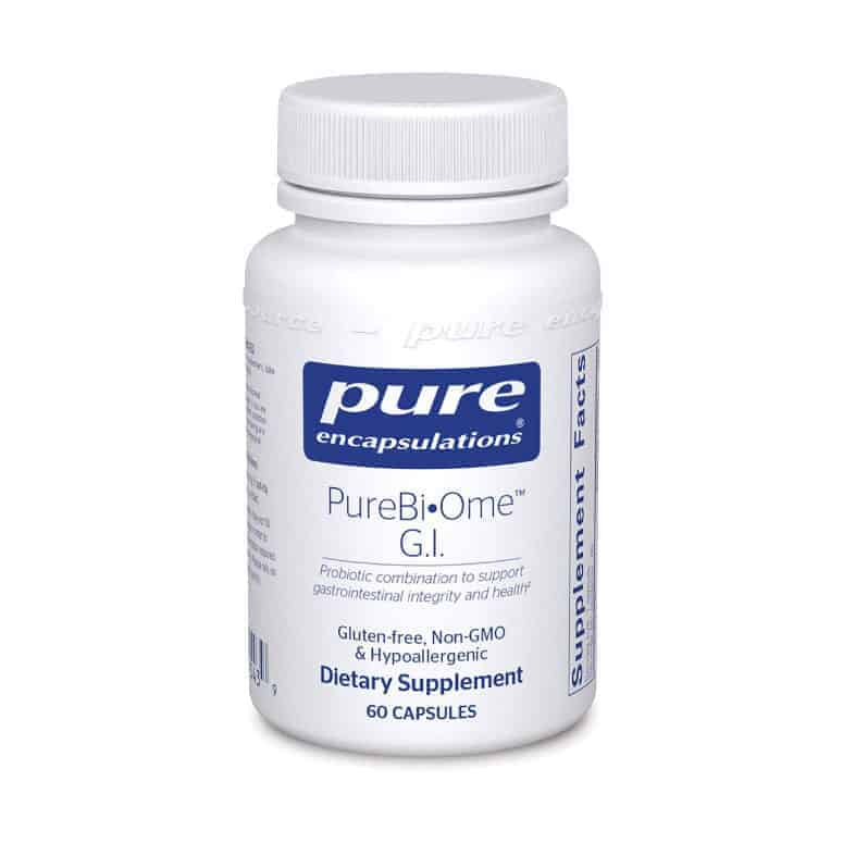 Pure Encapsulations Pure Biome Intensive