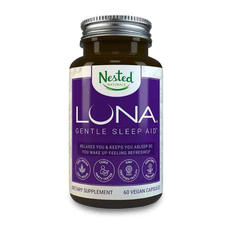 Luna—Gentle Sleep Aid