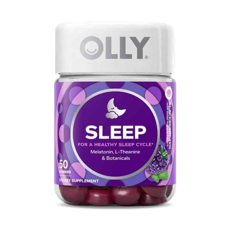 OLLY—Sleep Melatonin Gummy