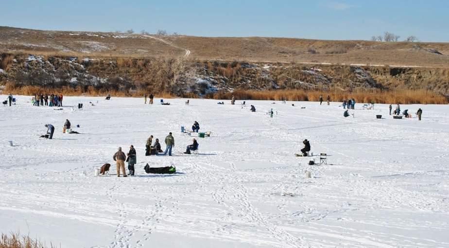 Fort Peck Reservoir, MT